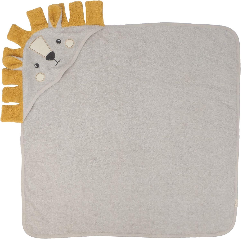 Lion Figure Towel