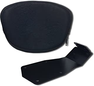 Driver's Backrest for Suzuki Boulevard C50 / C90 / Volusia VL800 - Contoured