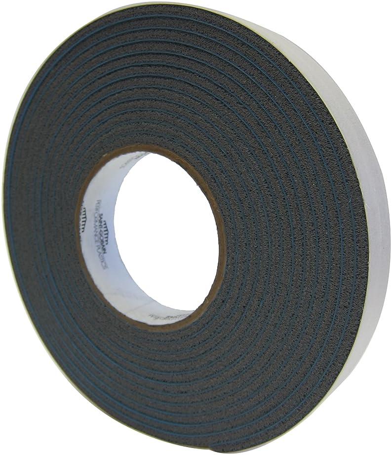 Saint-Gobain 300AR Strip-N-Stick Silicone Gasket Tape, 30' Length, 1
