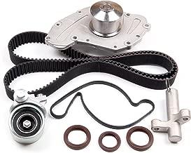 SCITOO Timing Belt Kit Fits 2008-2010 Dodge Avenger Grand Caravan 3.5L 4.0L V6 SOHC