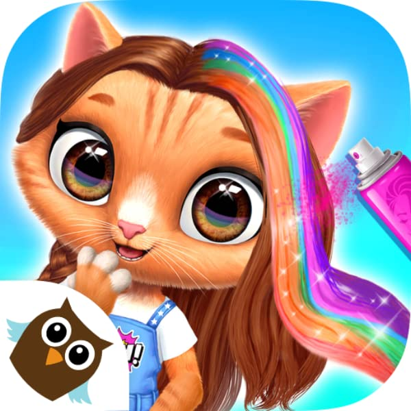 Amy S Animal Hair Salon Crazy Fluffy Cats Style Makeovers