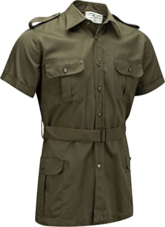 Unbekannt - Camisa casual - para hombre