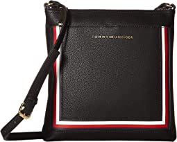 Carmen North/South Crossbody