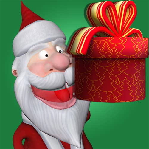 The Christmas Game - Santa Claus Is Running Through Town!