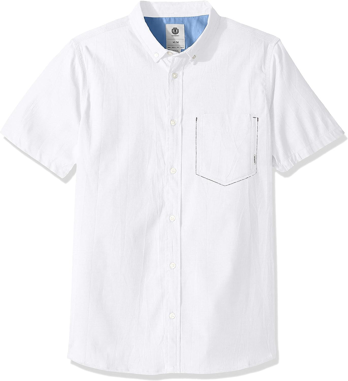 Element Men's Greene Short Sleeve Woven Shirt