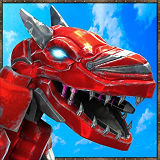 Best Scary Dino Robot 3D : City Battle 2018 Review