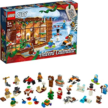 LEGO City   Adventskalender 60155 Kalender für Kinder 2017 NEU