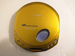 Sony D-E350 GOLD CD Player Walkman ESP MAX