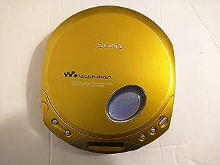 Sony D-E350 GOLD CD Player Walkman ESP MAX
