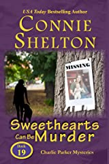 Sweethearts Can Be Murder: A Girl and Her Dog Cozy Mystery (Charlie Parker Mysteries Book 19) Kindle Edition
