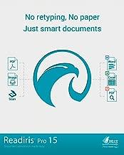 Readiris Pro 15 - OCR software for Windows [Download]