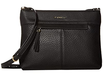 Fiorelli Chelsea Crossbody (Black) Handbags