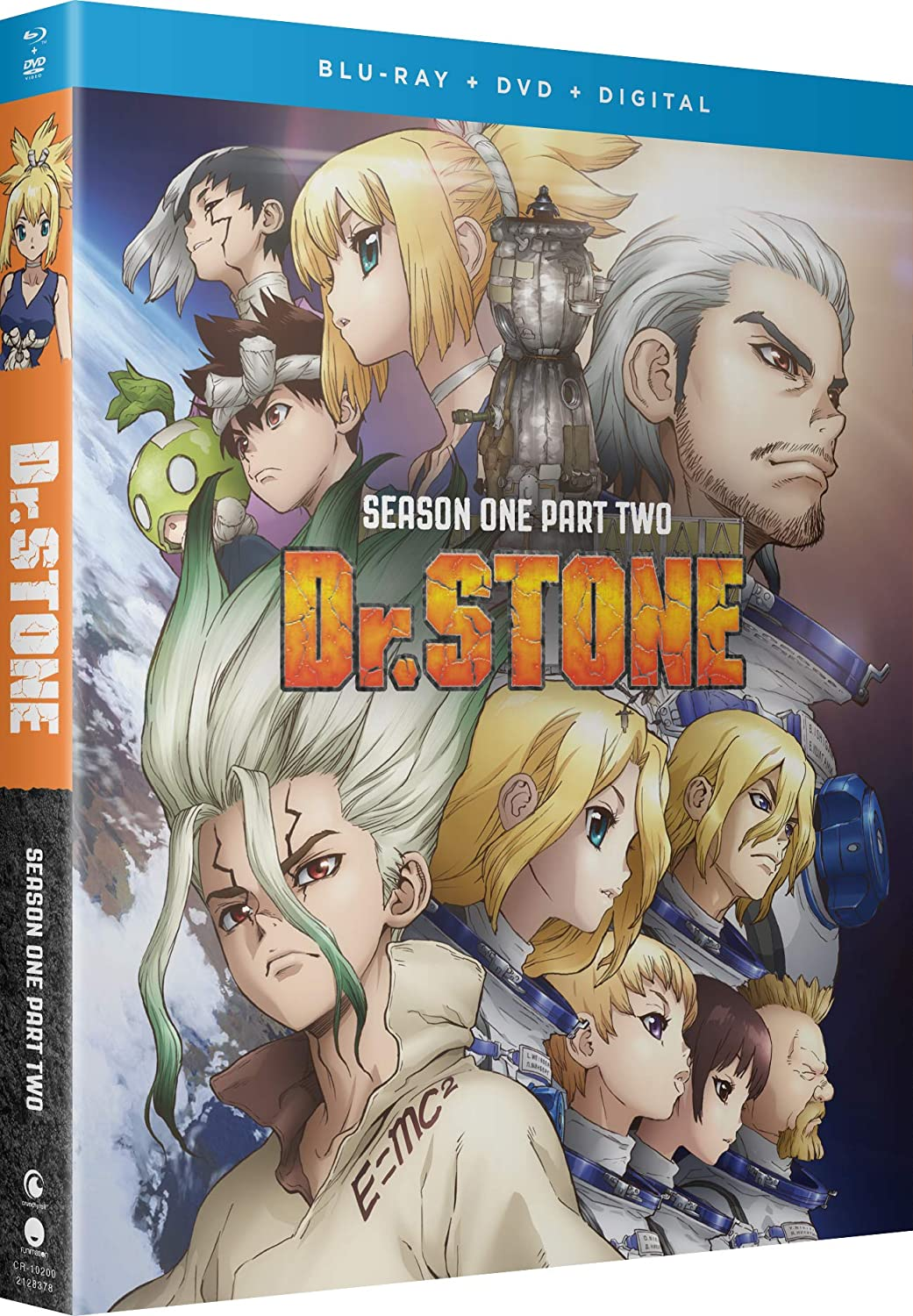 Dr. STONE - Season Special price One Part Blu-ray El Paso Mall Two