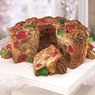 Christmas Fruitcake, 3 lbs. from The Swiss Colony