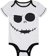 Nightmare Before Christmas Jack Skellington Baby Bodysuit