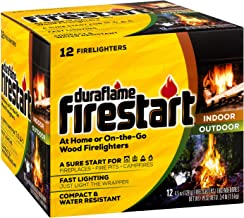 duraflame Firestart Indoor/Outdoor Firelighters, 12 pack
