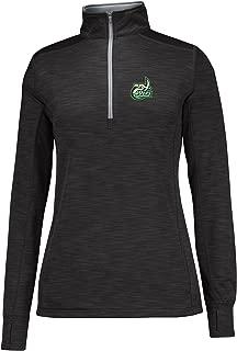 NCAA Women's Courtside Poly Fleece 1/2 Zip Jacket