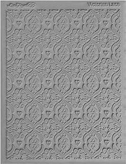 アシーナ テクスチャースタンプシート クラフト粘土用 ヴィクトリアンレース 527093 PC39030177
