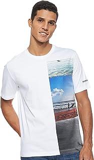 Calvin Klein Men's VERTICAL PHOTOGRAPHIC REG S/S T-Shirt