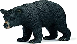 Schleich North America Female Bear Figure, Black
