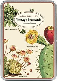 Cavallini & Co. Cacti & Succulents Vintage Postcard Set