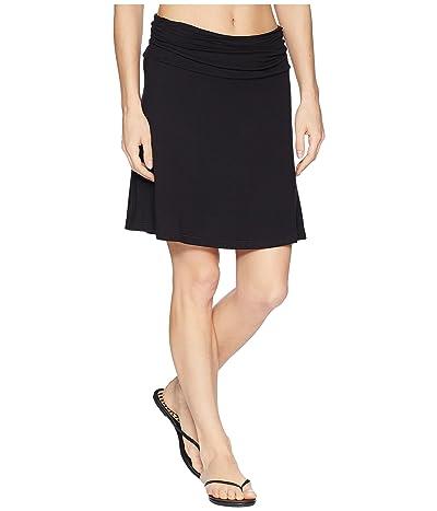 White Sierra Tangier Skirt (Black) Women
