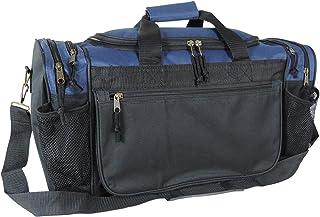 کیف ورزشی دوبل DALIX 20 اینچ با مش و جیب مسافرتی جیب های ارزشمند