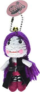 Watchover Voodoo Vampira Toy Keychain/Backpack, Multicolor, X-Large/One Size