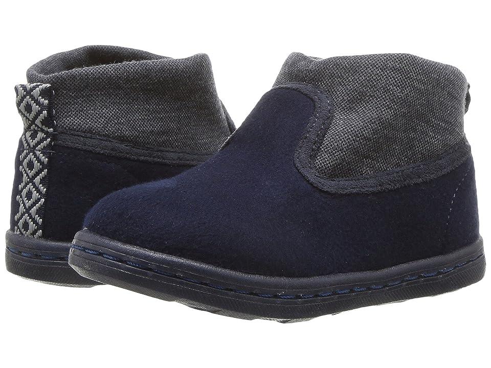 Hanna Andersson Tekla II (Infant/Toddler) (Navy) Kids Shoes