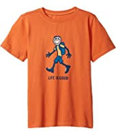 Life is Good Kids - Hike Tee (Little Kids/Big Kids)
