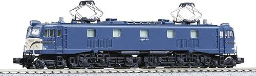 EF58 Late Version petit Window H Rubber (bleu) (Model Train)