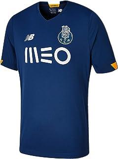New Balance Fc Porto för män 2020/21 Away Ss Jersey Ss Jersey