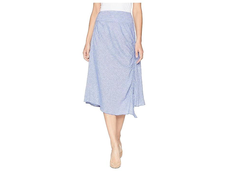 NIC+ZOE Detour Skirt (Ultramarine) Women