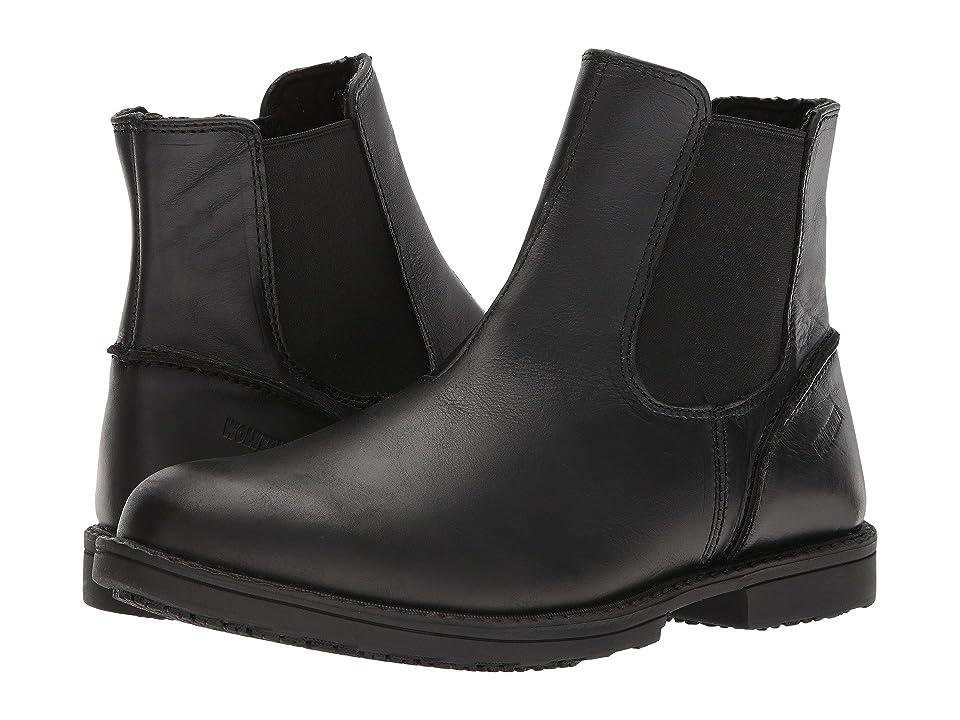 Wolverine Bedford Chelsea (Black) Men's Work Boots