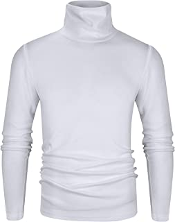 Best turtleneck under shirt mens Reviews