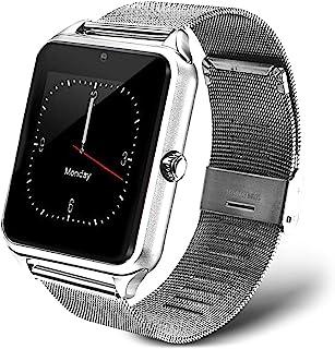 Redlemon Smartwatch Reloj Inteligente Bluetooth con Ranura p