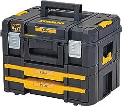 DEWALT DWST83395-1 resväska, svart och gul