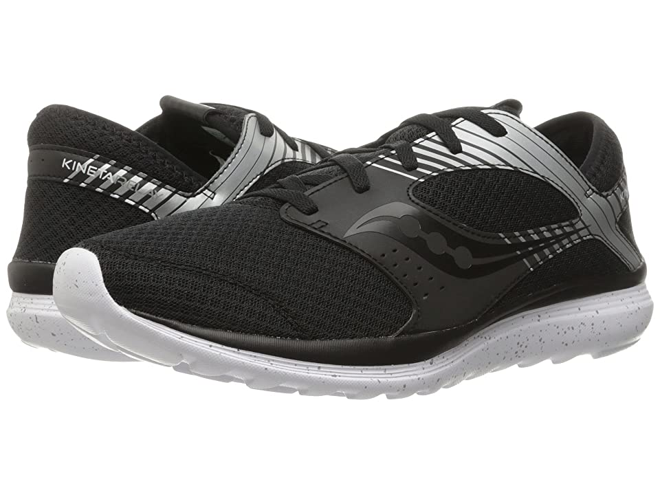Saucony Kineta Relay Reflex (Black/Silver) Men