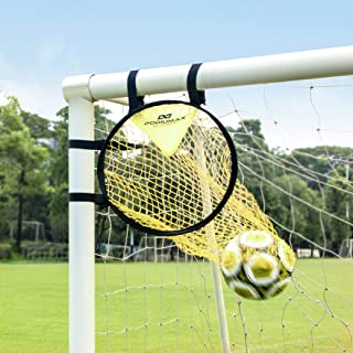 Top Bins Soccer Target Goal, Easy to Attach and Detach to...