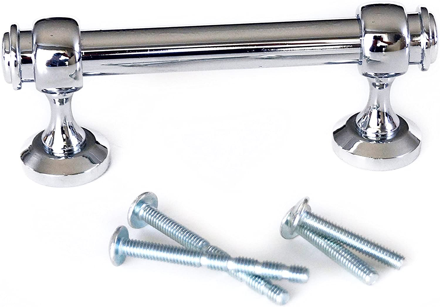 Kruse Hardware Overseas parallel import regular item - Single Milano Door Pull 3in and Drawer Cent discount