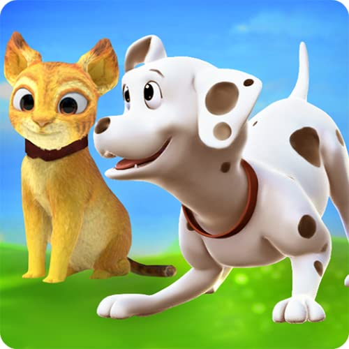 Cat and Dog Online - Multiplayer Simulator