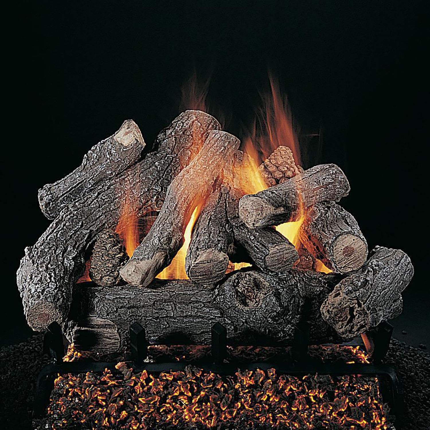 Rasmussen favorite Bonfire Gas Logs Attention brand 54-Inch BF5422 Only