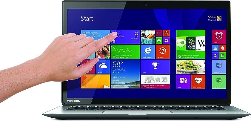 Toshiba KIRA-102 33 8 cm 13 3 Zoll Laptop Intel Core i7 4510U 2GHz 8GB RAM 256GB SSD Intel HD 4400 Grafik Win 8 silber Schätzpreis : 625,00 €