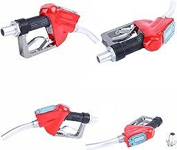 9milelake Fuel Gasoline Diesel Petrol Oil Nozzle Digital Flow Meter Fuel Delivery Gun