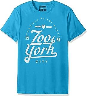 Zoo York Men's Short Sleeve Crew Neck Shirt