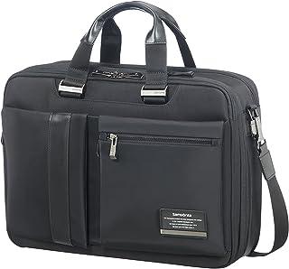 """SAMSONITE Openroad - 3 Way Bag Expandable for 15.6"""" Laptop 21/27L 1.5 KG Messenger Bag, 43 cm, 21 liters, Blue (Space Blu..."""