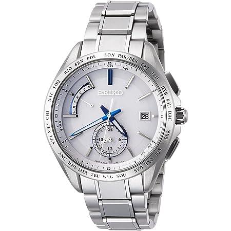 [セイコーウォッチ] 腕時計 ブライツ デュアルタイム表示 SAGA229 シルバー