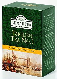 Ahmad Tea – English Tea No. 1 | Schwarztee-Mischung mit Bergamotte | 250 g loser Tee