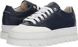 Cap Toe Platform Sneaker
