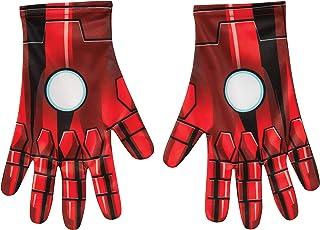 Rubie's Costume Men's Marvel Universe Adult Iron Man Gloves, Multi, One Size